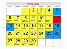 La data di Pasqua Anni 2018 2019 2020 2021 e succ