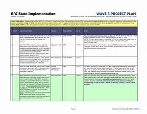 best photos of project plan outline example project With example of a project plan template