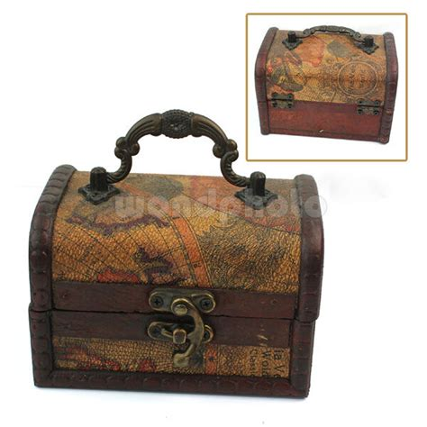 Decorated Gift Boxes - decorative gift vintage gracious wooden jewelry box