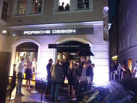 Porsche Design München by Porsche Design Wieder In Eigenem Store M 252 Nchenfenster De
