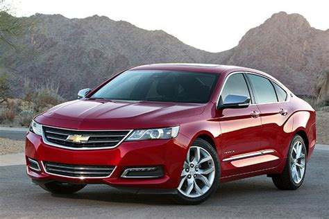 2015 Chevrolet Impala Review