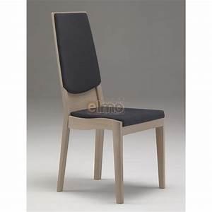 Chaise de salle a manger en chene for Meuble salle À manger avec chaise moderne