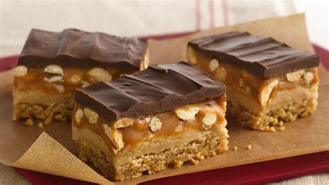 candy bar inspired desserts bettycrockercom