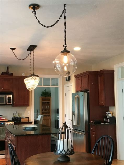 solution   centered chandeliers