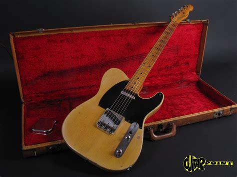 fender telecaster  blond guitar  sale guitarpoint