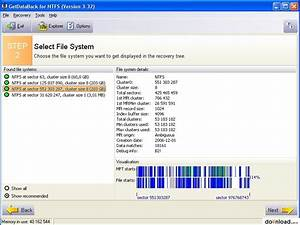 getdataback for ntfs 421 download telecharge With get my documents back