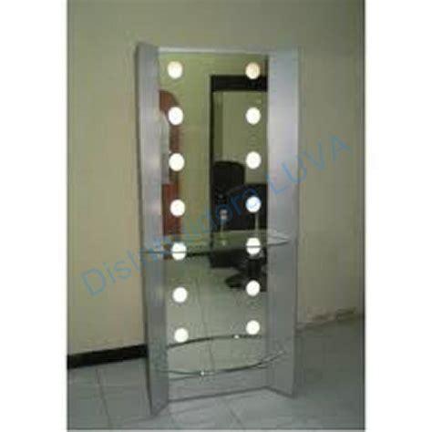muebles para estetica tocador sofia con luz integrada