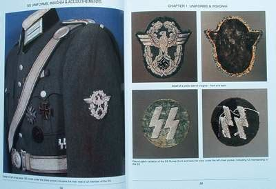 book ss uniforms insignia  accoutrements