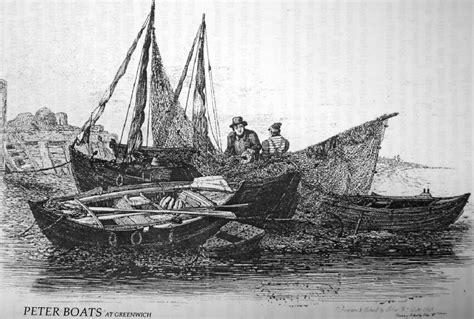 Boat Moorings Georges River by The Times Of William George Bracegirdle