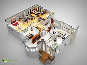 laxurious residential 3d floor plan paris | Sims ...