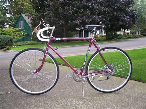 Bob R's 1969 Sears (puch) 10speed Racer  Old Ten Speed