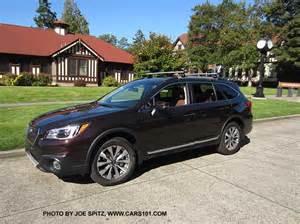 2017 Touring Subaru Outback Brilliant Brown