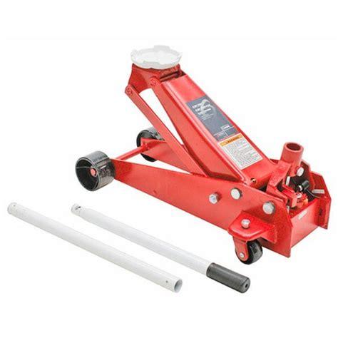 25 Ton Floor by Floor Service 2 25 Ton Capacity Sunex Tools 6612ups