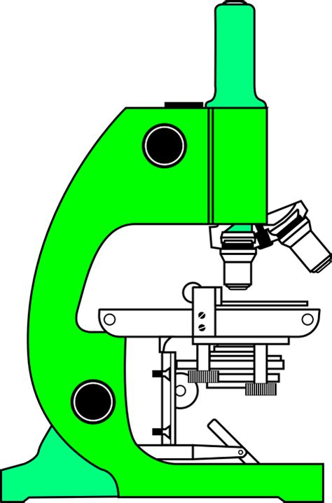 hd images of microscopes with color clipart - Clipground