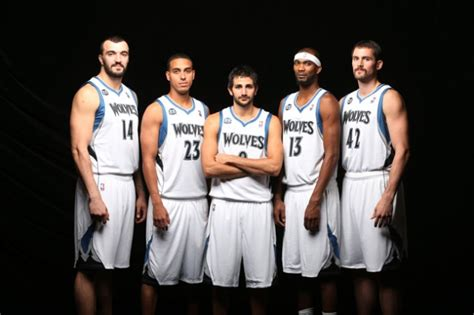 wolves set   opening night roster  official