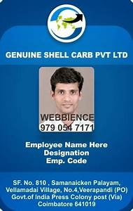 webbience employee id cards With employee id cards templates