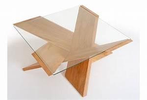 Table Pied Croisé : table basse pieds crois s furniture inspiration ~ Teatrodelosmanantiales.com Idées de Décoration