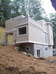 1000 images about cargo container homes on pinterest With shipping container home designs gallery