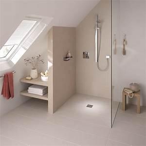 Welche Decke Im Bad : dusche unter der dachschr ge bad pinterest dachschr ge und badezimmer ~ Sanjose-hotels-ca.com Haus und Dekorationen