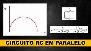 Diagrama De Nyquist E Bode De Circuitos Rc Em Paralelo