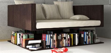 bookshelf seat smart furniture multi functional furniture for your home