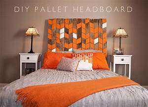 Make a Pallet Headboard for Less Than $15 - Uncharted Visions