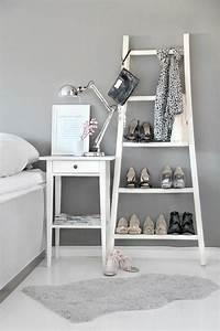 Schuhe Aufbewahren Ideen : schuhe aufbewahren twei e treppe im schlafzimmer selbermachen 35 coole schuhaufbewahrung ~ Markanthonyermac.com Haus und Dekorationen