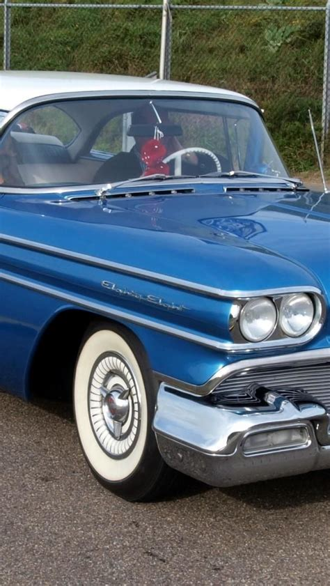 Classic Car Wallpaper Set As Background Chrome by 1958 Oldsmobile 88 Hd Wallpaper Backiee Free Ultra Hd