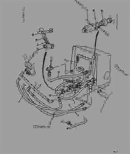 Circuit  Steering - Construction Jcb 3c 1550  8100