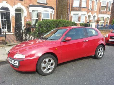 Alfa Romeo 147 20 Ts Selespeed Lusso For Sale