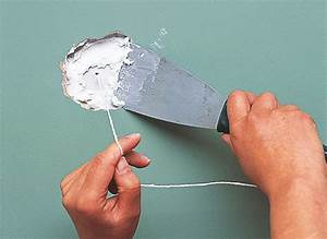 How to repair a house wall ideas advice diy at bq for What kind of paint to use on kitchen cabinets for fish outdoor wall art