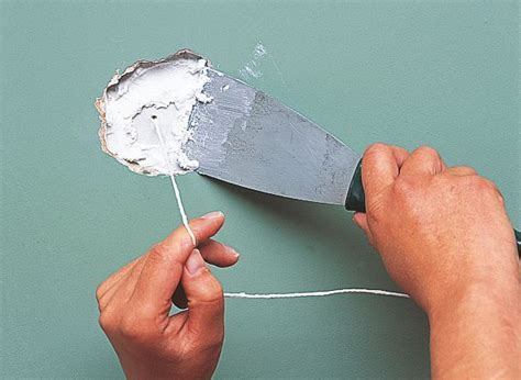 How to repair a house wall   Ideas & Advice   DIY at B&Q