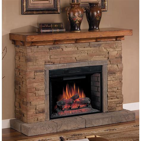 classic flame grand canyon electric fireplace