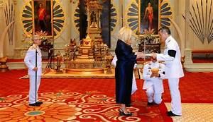 Finnish Ambassador presented her credentials to the Thai ...