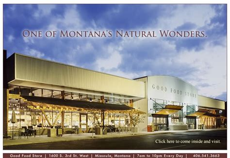 Good Food Store - Missoula Montana