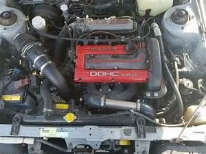 1988 Mitsubishi Galant Vr4