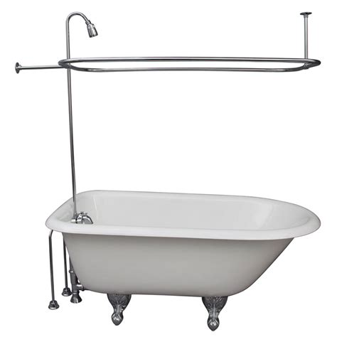 Shower For Clawfoot Tub by Converto Shower Kits For Clawfoot Tubs