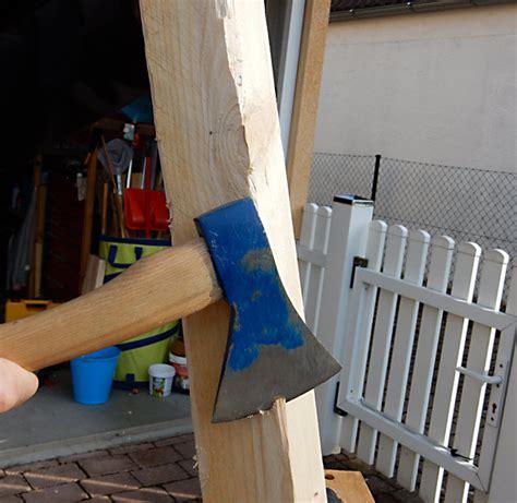 Auf Alt Gemacht by Holz K 252 Nstlich Altern Lassen