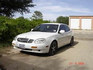2002 Daewoo Leganza