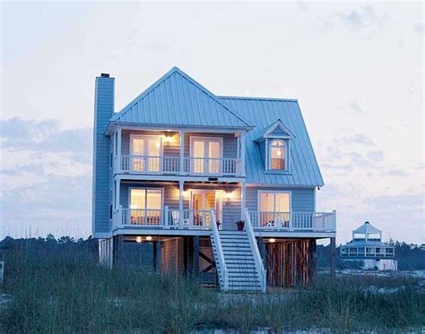 beach home plan perfection rc architectural