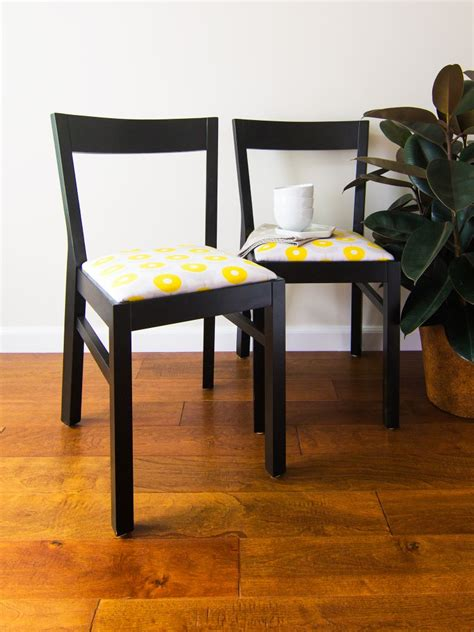 ikea dining chair cover diy 10 adorable diy ikea hacks for a dining room or zone