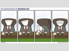 The Adventures of Business Cat Cone