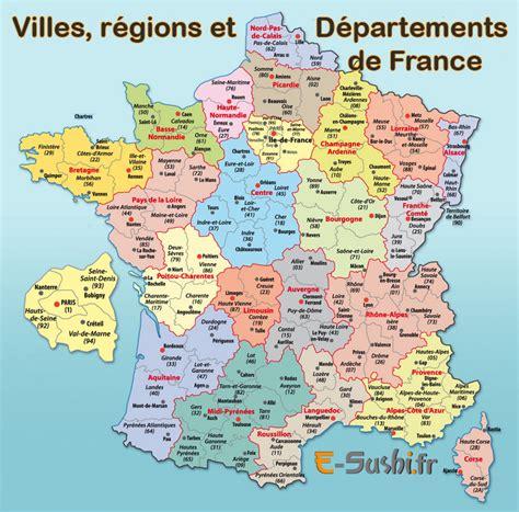 Carte De à Imprimer Avec Villes by Infos Sur Carte De Villes A Imprimer Arts Et