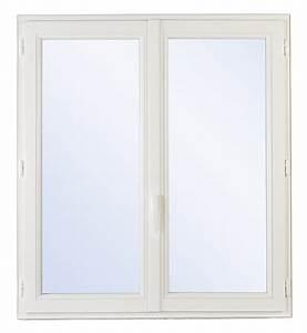 fenetre porte fenetre pvc clartherm grosfillex With fenetre porte fenetre