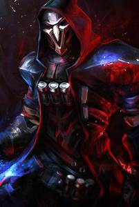 20 Best Images About Overwatch Faucheur Reaper On
