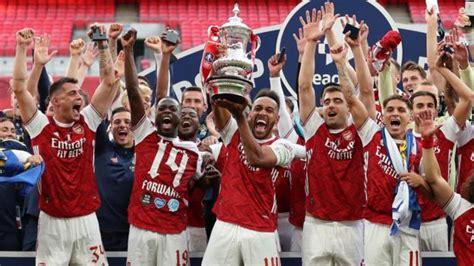 FA Cup final 2020: Arsenal 2-1 Chelsea - Aubameyang double ...
