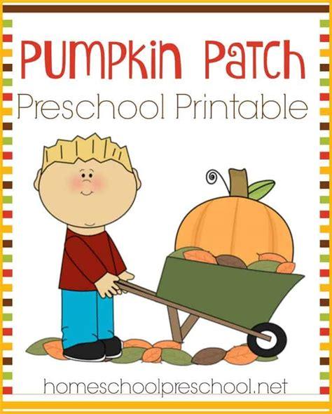 pumpkin crafts and s library 162 true aim 759 | pumpkin patch preschool printable