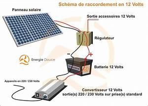 Installation Panneau Solaire : panneau solaire haut rendement 100 watts 12 volts ~ Dode.kayakingforconservation.com Idées de Décoration