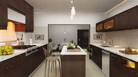 Kitchen Interior Designs by Kerala Kitchen Interior Design Images Gallery
