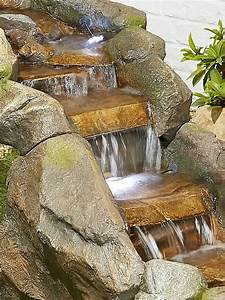 Bustling, Waters, Water, Feature